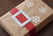 Confezionamento regali natale