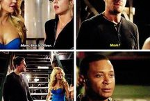 Arrow/Flash