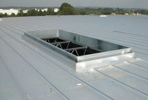 Roof Hatches & Curbs / Bilco Roof Hatches & pre-engineered metal building roof curbs.