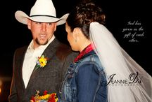 Misti and Derrick wedding / Wedding / by Jeannie Deno