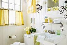Bathrooms / by Kara Grant