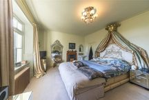 Beautiful bedrooms / Property for sale in Cornwall with beautiful bedrooms.