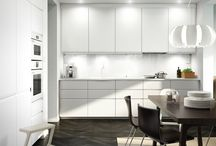 Kitchen: The Heart of the Home / Kitchen inspiration and designs.