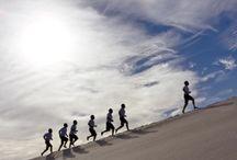Running / by Karina Taques