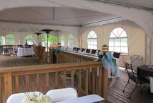 Lodge Deck Receptions