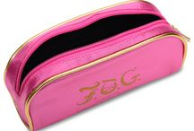 F.O.G. CHRISTIAN COSMETIC BAG - Pretty Pink  / Ladies, look stylish and chic with this exclusive 2 in 1 Luxury F.O.G. Makeup Bag! Doubles as both makeup bag and on-the-go stylish clutch for any event or special occasion! Designed for wallet use and to carry your personal items in style anywhere. Added convenient hook handle makes it easier for everyday wear, so never leave home without it! A must-have for any collection! * Interior lined in black satin material #FOG Cosmetic Bag #Cosmetic Bag #Makeup Bag / by F.O.G. FAVOR OF GOD