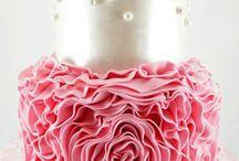 Svadobné torty / Inšpirácia