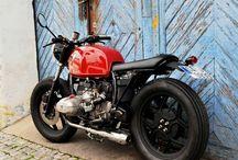 BMW Motorcycles  - Café Racer