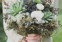 Wedding + Breathtaking Bouquets