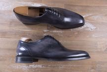 Luxury Shoes for Gents / The best of luxury Italian and British shoes