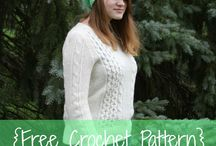 Crochet pattern cap