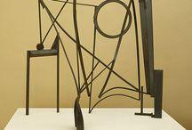 anthony caro sculpture a ex