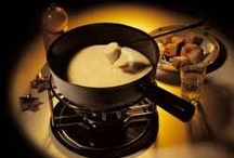My Swiss Recipes / Imagine sitting in a cozy Swiss chalet, enjoying fondue or tartiflette by the fire while snow is softly falling outside the window... bring this magical atmosphere to your own home with these genuine yummy Swiss food recipes