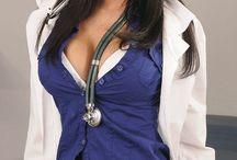 sexy doktorka