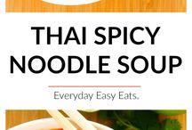 Thai Soup recipes