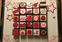 Stempelschatz Adventskalender / Stampin up