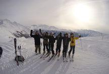 Ski and Snowboard Camp in Switzerland