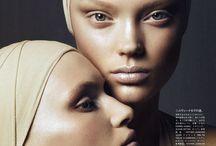 Beauty Test inspirations