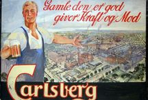 Beer ads  - Denmark / Danish... it's not just about the pastry, have a look at these tasty beer ads!