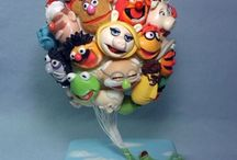 Cakes: Muppet Show