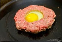 carne para hamburguesa