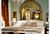 dream bedrooms / by L Marolf