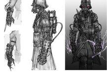 Sci-Fi & Cyberpunk RPG