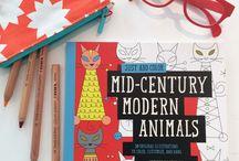 Get Creative / Fun books and merchandise chosen to inspire creativity.