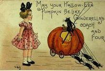 Pumpkins and Glass Slippers