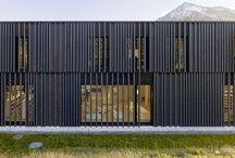 façades bois