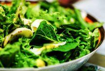 Saláta félék receptjei