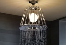 Latest Showering Solutions / Latest shower heads / wet room solutions / shower trends