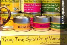 Teeny Tiny Spices