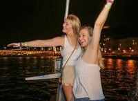 Budapest Boat Party / We are the only company organising weekly boat party cruises along the Danube river in Budapest that guarantees a large crowd every week, with over 15,000 happy guests since June 2010, coming from countries all across the world.