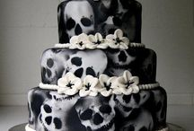 Halloween Wedding / Awesome Halloween wedding ideas. Because getting married in October can be fun!