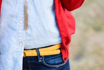The Messy Tuck / Messy tuck = instant fashion cred. Get inspired by this casual, cool style.  / by Stitch Fix