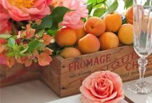 Orange Party / by Stephanie Rue