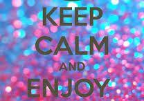 Keep calmm
