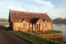 Bathing Hut Civil Ceremonies @ Pentillie Castle
