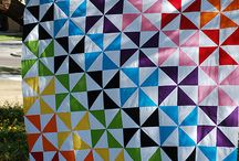 modern solid quilts