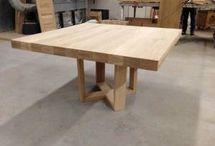 Eetkamer tafels