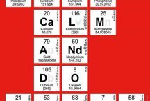 Periodic table by doc scientia