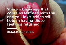 Magical Herbs for Love