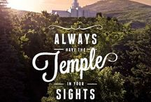 Temples! / Temples of The Church Of Jesus Christ Of Latter-Day Saints