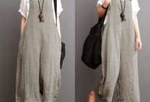 Vaatteita kesään