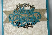 Magical Christmas Decorative Dies #CoutureCreations / Magical Christmas Collection is a complete range of Intricutz decorative dies inspired by vintage Christmas designs and it's modern resurgence in current design, complete with stunning flourishes, borders and florals… #CoutureCreations
