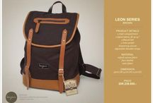 LEON SERIES / PLEASE VISIT AND LIKE OUR FACEBOOK MOST BAG