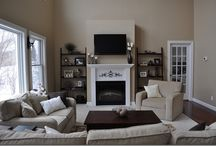 Living room / by Adri Cole
