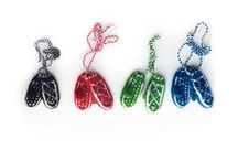 Tiny Christmas Mitten Ornaments