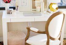 Office Ideas / by Sandra De Majano